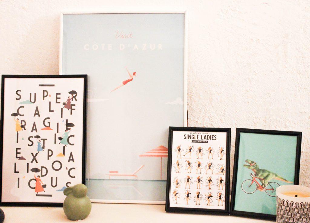 juniqe offrez de l 39 art les bons plans de lilie blog toulon lifestyle bons plans mode. Black Bedroom Furniture Sets. Home Design Ideas